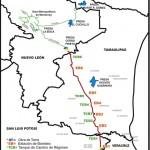 Acueducto de 372 km
