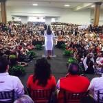 Convención con Claudia