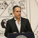 Carlos Navarro Sugich, titular de la Procuraduría General de Justicia del Estado de Sonora.
