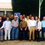 El Colectivo de Reporteros recibió de invitados a Carlos Navarrete y Carlos Navarro.