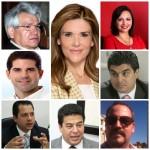 Claudia Pavlovich anunció los nombramientos de varios integrantes de su equipo de campaña por la gubernatura de Sonora.