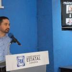 Enrique Terrazas, secretario general del PAN.