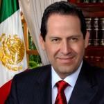 Eruviel Ávila, gobernador del Estado de México.