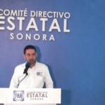 Enrique Terrazas, secretario general del PAN en Sonora.