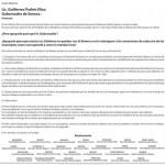 20150518 carta del Pelón en El Imparcial
