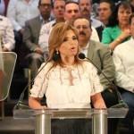 La gobernadora electa de Sonora, Claudia Pavlovich Arellano, dio a conocer hoy al resto de los integrantes de su equipo de transición.