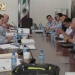 Reunión de transición sobre temas de la Oficina del Ejecutivo.