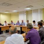 Equipos de transición en la Secretaría de Hacienda.