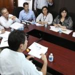 Equipos de transición en Sonora analizaron la situación en que se encuentra la Secretaría del Trabajo del Estado.