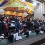 Aspecto de la sesión de este jueves 24 de septiembre, del Congreso del Estado de Sonora.