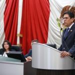 Diputado Moisés Gómez Reyna, coordinador del Grupo Parlamentario del PAN en el Congreso del Estado de Sonora.