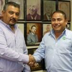 El alcalde Héctor Rubalcava llegó a un acuerdo con los directivos de la empresa encargada de la recolección de basura en Agua Prieta.