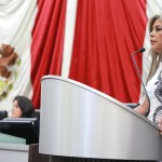 Dip. Teresa Olivares Ochoa.