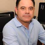Renato Ulloa Valdez, director de Agua de Hermosillo.