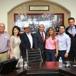 También quedó instalada la Comisión del Deporte del Congreso del Estado, que preside el diputado y ex campeón mundial de boxeo, José Luis Castillo.