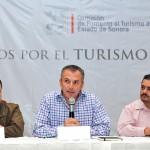 Por las autoridades de la región habló el presidente municipal de Ciudad Obregón, Faustino Félix Chávez.