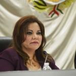 Bajo la responsabilidad de dirigir los trabajos legislativos enfocados a promover el desarrollo del Estado de Sonora, la diputada del PAN, Lina Acosta Cid, asumió hoy sus funciones como Presidenta de la Mesa Directiva del Congreso del Estado durante el periodo de Noviembre.