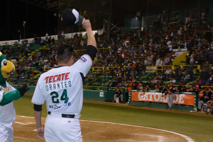 Ramón Orantes y sus 1000 hits.