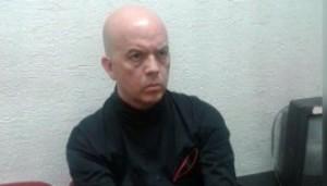 Jorge Morales Borbón, detenido.