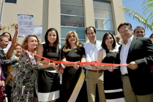 Inauguración del Centro de Justicia para la Mujer, en Cajeme.