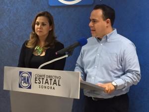Leonardo Guillén, presidente del PAN en Sonora.