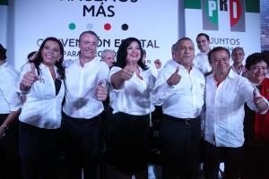 Quirino Ordaz candidato a Gobernador