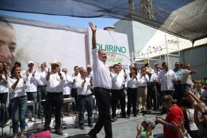 QUIRINO ORDAZ acto de campaña en Oso Viejo-6