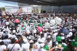 QUIRINO ORDAZ acto de campaña en Oso Viejo-7