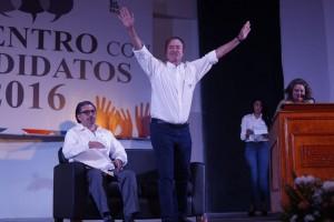 Quirino Ordaz, candidato del PRI a gobernador de Sinaloa.