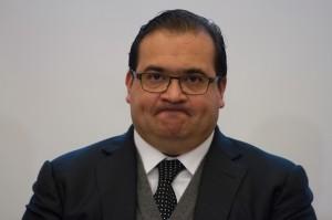 Javier Duarte.