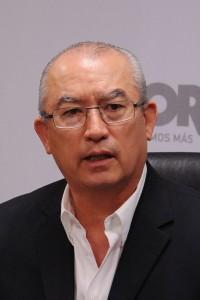 Dr. Gilberto Ungson Beltrán, secretario de Salud de Sonora.