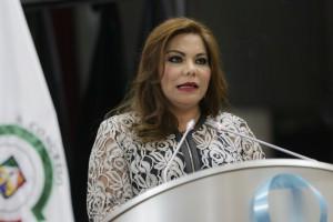 Diputada Lina Acosta Cid.