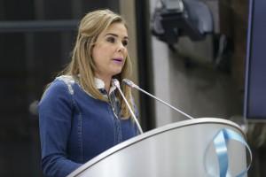 Diputada Karmen Aída Díaz Brown Ojeda.