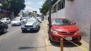 Hallan carro de Javier Valdez