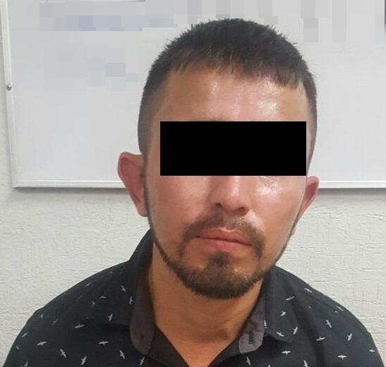 """Luis """"N."""", hermano de Jorge """"N."""", también fue detenido cuando acudió a reclamar el cuerpo de su hermano, por contar con orden de aprehensión."""